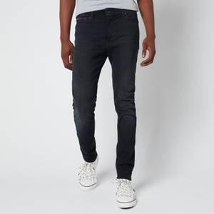 Tommy Jeans Men's Simon Skinny Fit Jeans - Dynamic Jacob Black