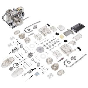 Franzis Official BMW-Motorradmotor