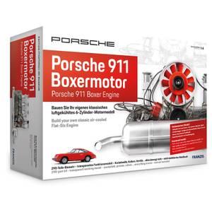 Franzis Official Porsche 911 Boxermotor