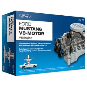 Franzis Official Ford Mustang V8 Engine