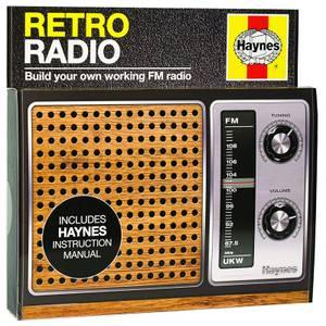 Franzis Haynes FM Retro Radio (No Soldering)