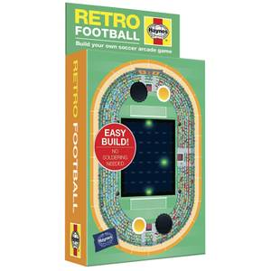 Franzis Haynes Build Your Own Retro Football Game