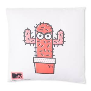 MTV Cactus Square Cushion