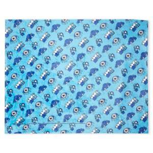MTV Water Fleece Blanket