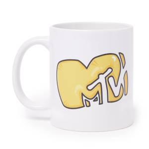 MTV Bubble Logo Mug