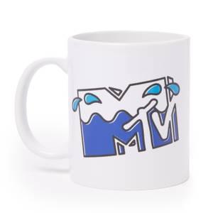MTV Water Logo Mug