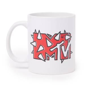 MTV Sharp Logo Mug