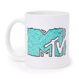 MTV Furr Logo Mug