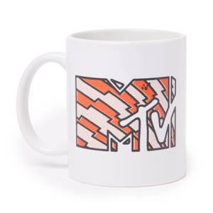 MTV Bolt Logo Mug