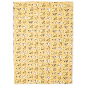 MTV Fried Egg Tea Towel