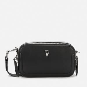 KARL LAGERFELD Women's K/Ikonik 3D Pin Camera Bag - Black