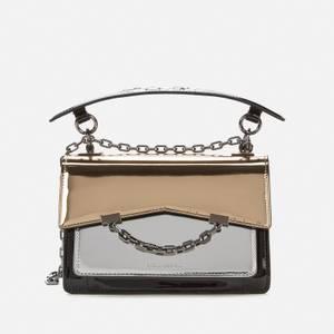 KARL LAGERFELD Women's K/Karl Seven Specchio Bag - Metallic
