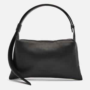 Simon Miller Women's Vegan Mini Puffin Bag - Black