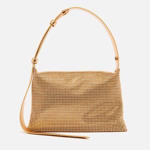 Simon Miller Women's Mini Puffin Bag - Gold