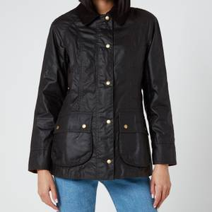 Barbour Women's Beadnell Wax Jacket - Rustic