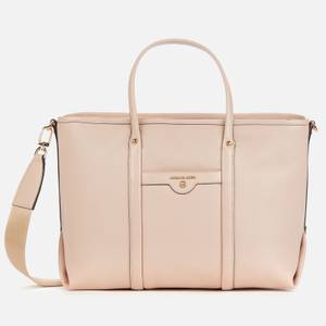 MICHAEL Michael Kors Women's Beck Medium Convertible Tote Bag - Soft Pink