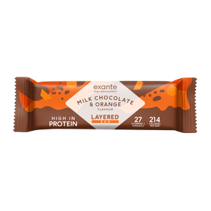 Chocolate Orange Layered Meal Replacement Bar - Box of 7