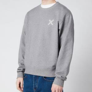 KENZO Men's Sport Classic Sweatshirt - Dove Grey
