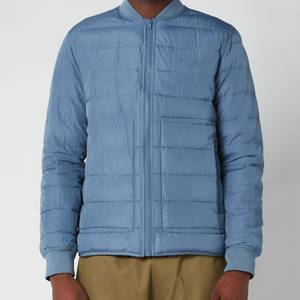 KENZO Men's Lightweight Packable Jacket - Blue