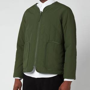 KENZO Men's Lightweight Reversible Jacket - Dark Khaki