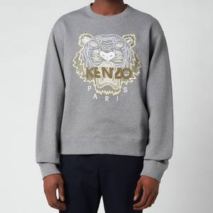 KENZO Men's Tiger Classic Sweatshirt - Dove Grey