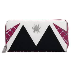 Loungefly Marvel Spider Gwen Cosplay Zip Around Wallet