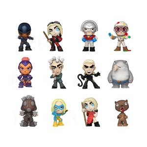 DC Comics The Suicide Squad Mystery Minis