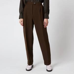 Stine Goya Women's Laia Trousers - Cedar