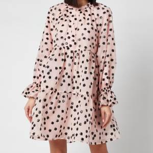 Stine Goya Women's Ivana Organza Dress - Meadow Blush