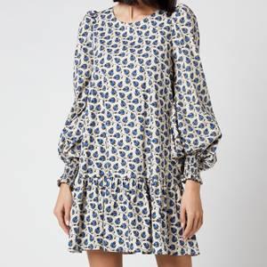Munthe Women's Sabel Dress - Indigo
