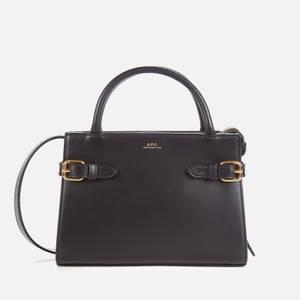 A.P.C. Women's Farrah Mini Bag - Black