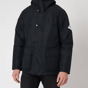 Barbour Beacon Men's Hooded Bedale Jacket - Black