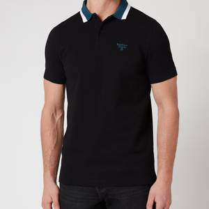 Barbour Beacon Men's Alston Polo Shirt - Black