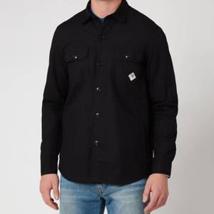 Barbour Beacon Men's Ripstop Overshirt - Black
