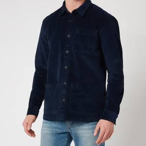 Barbour Stormforce Men's Cabin Overshirt - Navy