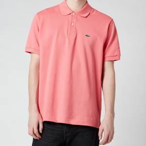Lacoste Men's Classic Fit Polo Shirt - Amaryllis