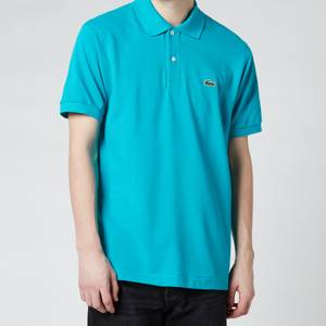 Lacoste Men's Classic Fit Polo Shirt - Reef