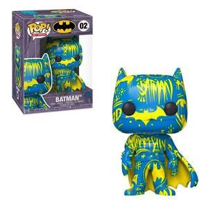 DC Comics Batman Artist Series EXC Funko Pop! Vinyl