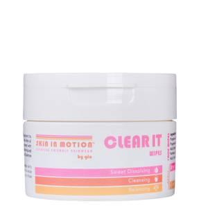 Skin In Motion Ltd Clear IT Wipes 75g