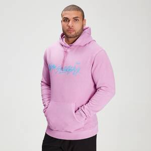 MP X Zack George Men's Washed Hoodie - Pink Lavender