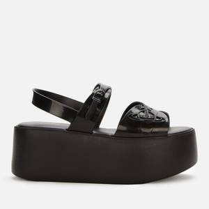 Vivienne Westwood for Melissa Women's Connect Platform Sandals - Black