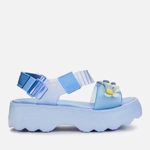 Melissa X Lazy Oaf Women's Kick Off Sandals - Cloud Boom