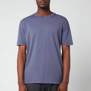Maison Margiela Men's Garmant Dye T-Shirt - Storm Blue