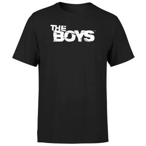 The Boys Chest Logo T-Shirt Unisexe - Noir