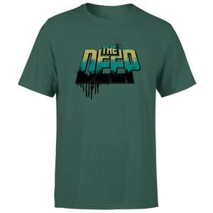 The Boys The Deep Chest Logo T-Shirt Unisexe - Green