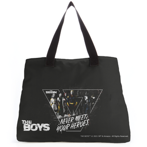 The Boys The Seven Large Tote Bag
