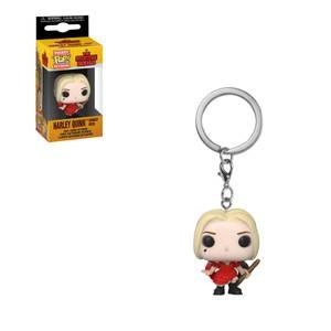 DC Comics The Suicide Squad Harley Quinn Damaged Dress Funko Pop! Keychain