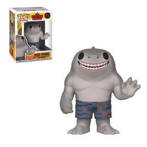 DC Comics The Suicide Squad King Shark Funko Pop! Vinyl