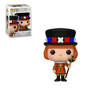 Disney Small World England Funko Pop! Vinyl