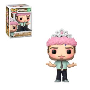 Parks & Rec- Andy as Princess Rainbow Sparkle Figura Funko Pop! Vinyl